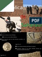 Política Internacional - Conflicto Saharaui-Marroquí