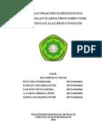 Laporan Praktikum Hematologi Pt