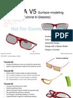 'Docslide.us Catia Training Tutorial 6 Glasses