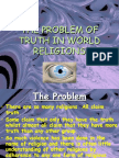Powerpoint - Truth Claims