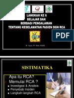 17.Langkah ke 6 - Belajar dari pengalaman dgn RCA (dr.Arjat.pdf