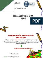 Parte 5 - Complemento Ejemplo de CPM-PERT