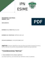 practica 1 quimica basica Esime Zacatenco
