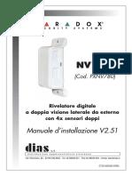 Paradox Nv780