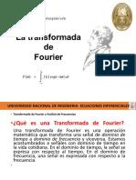 TransF Fourier
