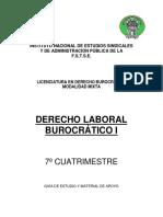 7 Derecho Laboral Burocratico i