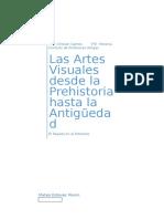 Segundo Parcial de Historia del Arte 1°D - Mateo Esteves Munin