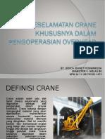 Keselamatan Crane