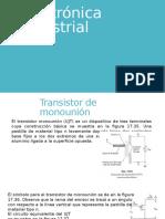 Electrónica Industrial U4