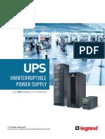 Legrand UPS 2015