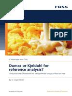 The Dumas Method for Nitrogenprotein Analysis_GB PDF