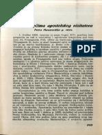 Krunoslav Draganović - Bosna u Očima Apostolskog Vizitatora Petra Masarechija 1624.