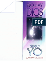 No Hay Dios Sino Yo