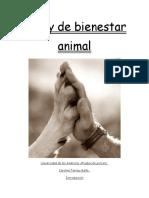La Ley de Bienestar Animal