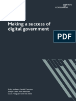IFG Digital Government Report