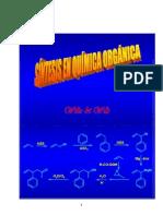Sintesis Organica - Wills & Will