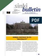 Helsinki Bulletin No.128