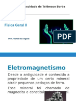 Fisica Geral 2- Eletromagnetismo