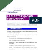 25890008 La Electrificacion Ferroviaria