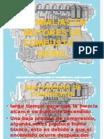 Anomalias en Motores de Combustión Diésel