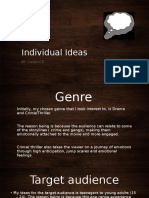 Individual Ideas Candice
