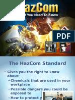 Basics Hazard Communication