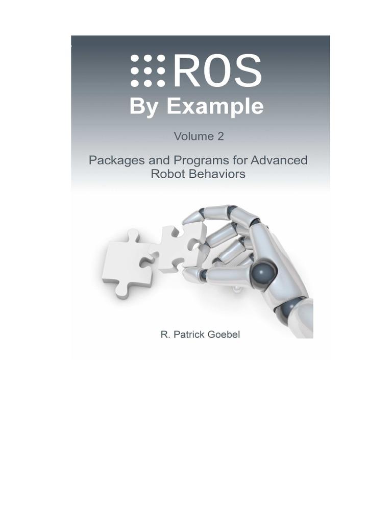 Ros by Example Vol2 Indigo | Simulation | Robot