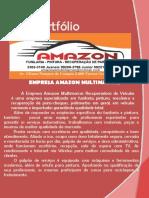 Portfólio Empresa Amazon Multimarcas