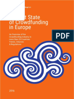 Current State Crowdfunding Europe 2016(1)