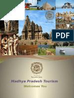 Madhya Pradesh Tourism Overview