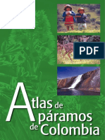 Atlas Paramos Colombia