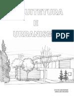 Apostila Arquitetura e Urbanismo