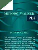 Walker Informe