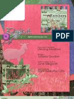 Digital Scrapbooking Newsletter - 06-05-08