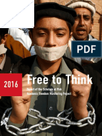 Free to Think 2016