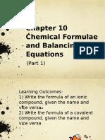 Chapter 10_Part 1 Formula Writing_2016