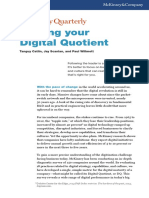 Raising Your Digital Quotient-McKinsey-2015