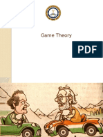 Game Theory Final