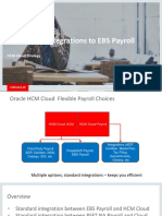 OracleHCMCloud EBS Payroll