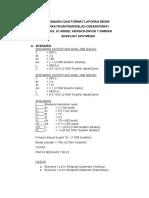 Skenario Dan Format Laporan Resmi Modul III