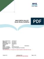 Acute Stroke Guideline
