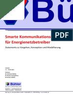Smarte Kommunikationsnetze für Energienetzbetreiber