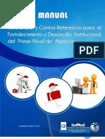 Manual de Referencia y Contra-Referencia