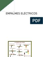 EMPALMES ELÉCTRICOS 2