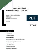 [Imas] Libertatea de a Fi Liberi_conferinta de Presa
