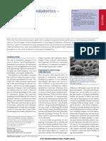 Contemporary Endodontics Â-- Part 1