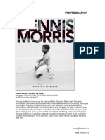 Dennis Morris - Growing Up Black