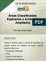 Palestra Areas Classificadas Sergio Giguer