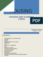 HOOUSING & PLANNING CODDES.pptx
