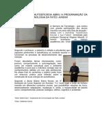 WORKSHOP DE AUTOEFICÁCIA ABRIU A PROGRAMAÇÃO DA SEMANA DE TECNOLOGIA DA FATEC JUNDIAÍ